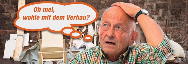 e24275741f Wertstoff Bader Logo Wertstoff Bader Slogan